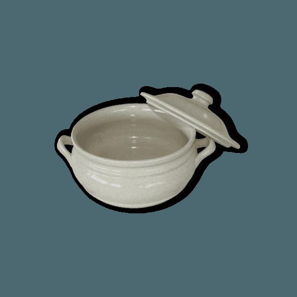 Terrina com tampa e pegas 0,75 litros Vianagrés